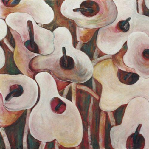 Aanbieding schilderijen